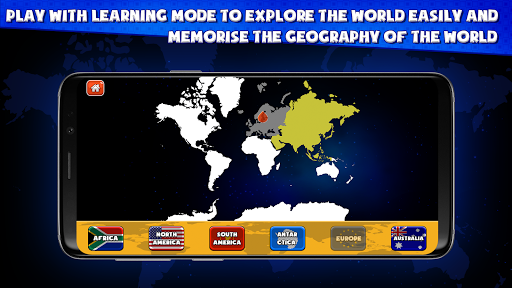 World Geography Challenge screenshots 3