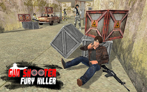 Modern Gun Shooter Sniper Killer 1.0.1 screenshots 12