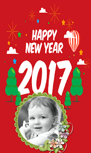 New Year Photo Frames 2017 screenshot 6