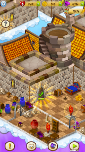 Merlin and Merge Mansion Mod Apk (Unlimited Money) 6