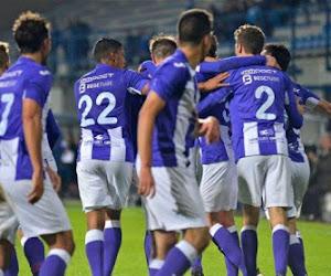 Beerschot-Wilrijk sloopt pas in de tweede helft de muur van Sporting Hasselt