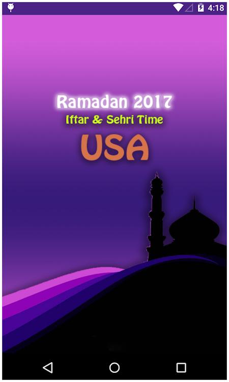 Ramadan Calendar 2017 USA – (Android Apps) — AppAgg