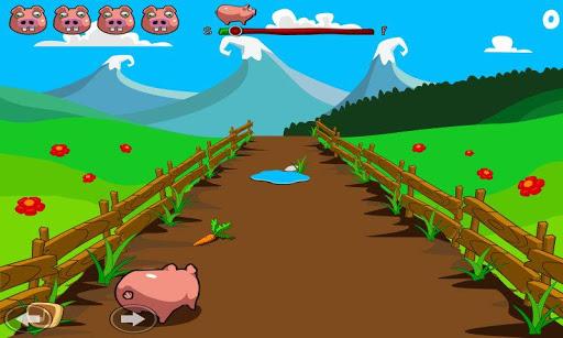 Pig Run Fast