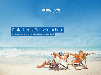 HolidayCheck - Hotels & Reisen- screenshot thumbnail