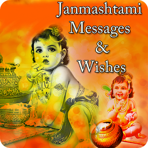Tải Janmashtami Messages and Wishes APK
