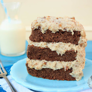 German Chocolate Cake Frosting.