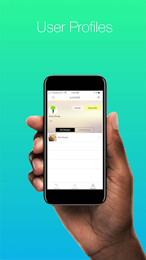 Screenshot for Black Vegan Recipes in United States Play Store