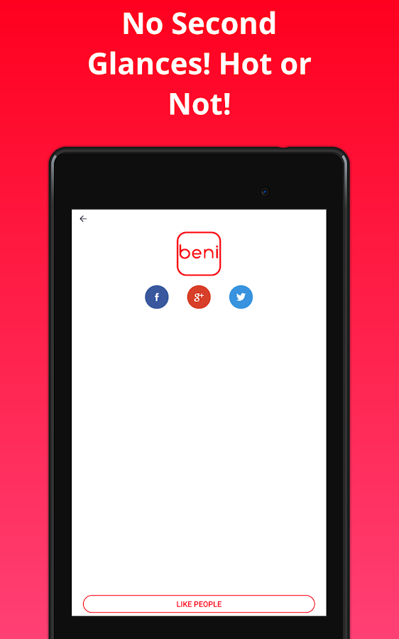 beni! - Real Talk- screenshot