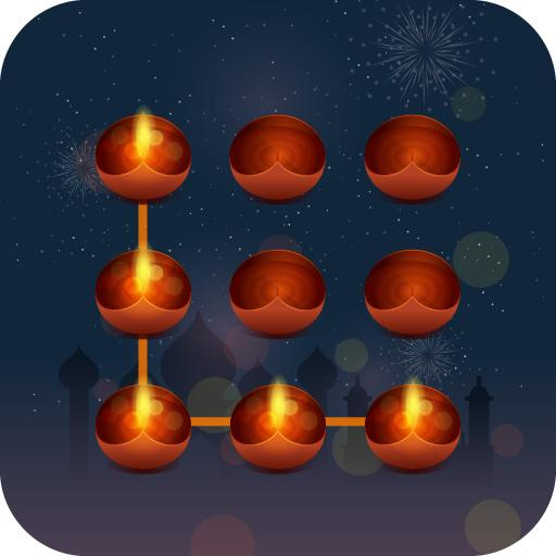 Happy Diwali AppLock Theme file APK Free for PC, smart TV Download