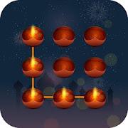 Happy Diwali AppLock Theme