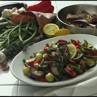 Marinated Vegetables Recipe