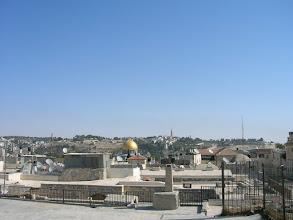 Photo: Иерусалим. Вид на Храмовую гору