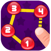 Kids Connect The Dots Free - Kids Learning  Game