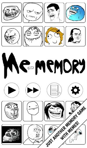 Me-memory