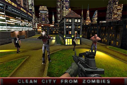 クレイジー市のゾンビ死