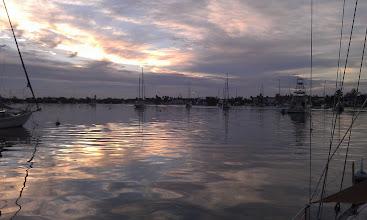 Photo: quiet sunrise over Boot Key Harbor - June 2, 2013
