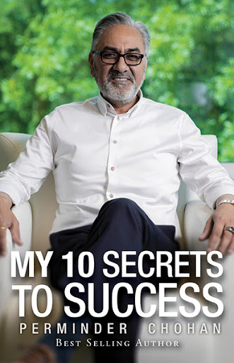 My 10 Secrets To Success cover