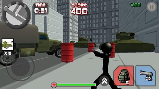 Stickman City Shooting 3D  screenshots EasyGameCheats.pro 3