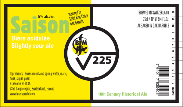 Square Root 225 Sour Historical Saison From Bfm Brasserie Des Franches Montagnes Available Near You Taphunter Square root of 225 square root of 625. square root 225 sour historical saison