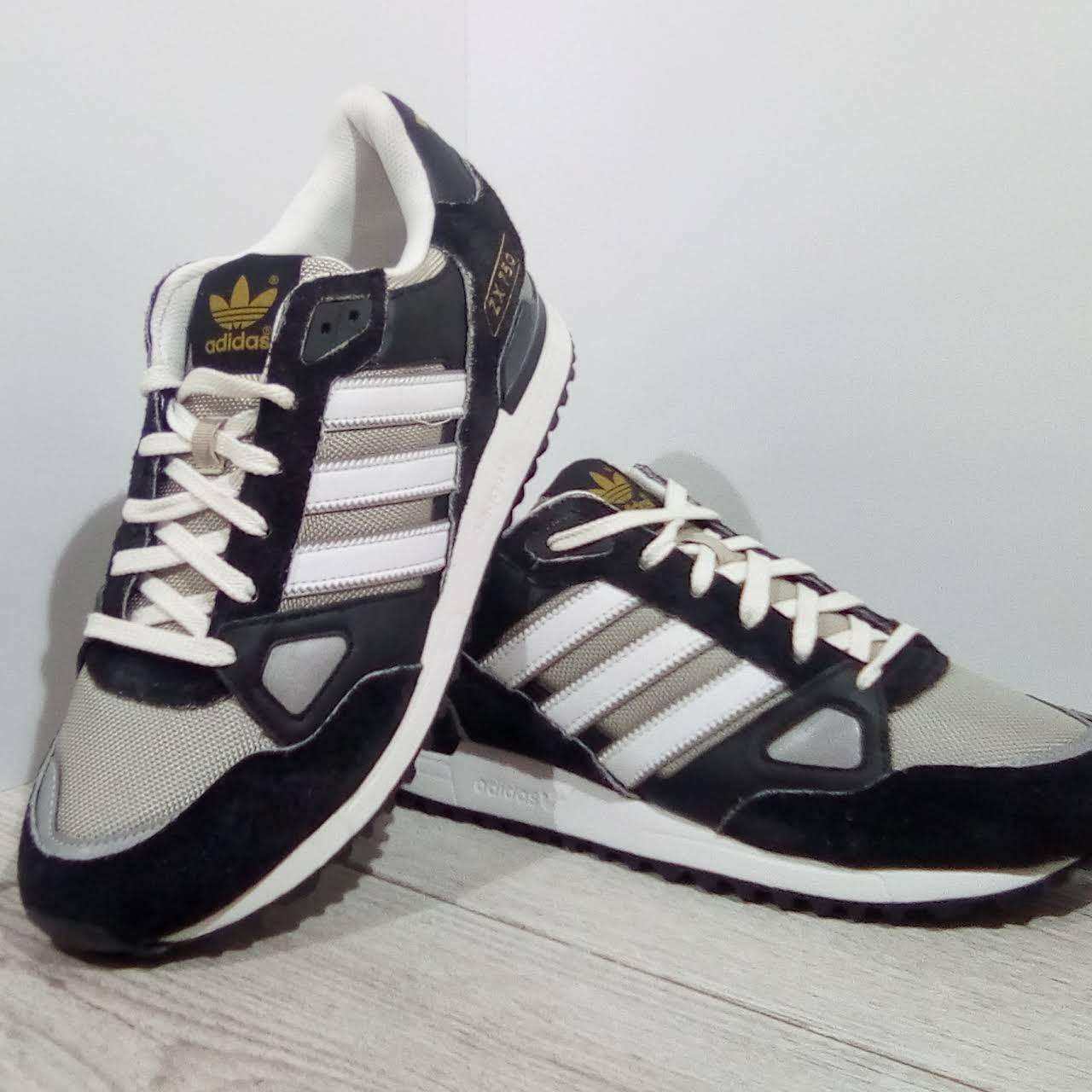 Мужские спортивные кроссовки ADIDAS ZX 750 (Q23654) 1044f669334b9