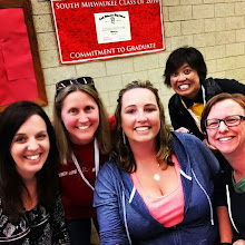 Photo: Fun day at #edcampmke! #selfistick by emilydevillers