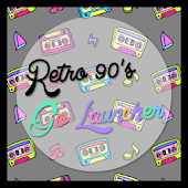 Retro 90s Go Launcher