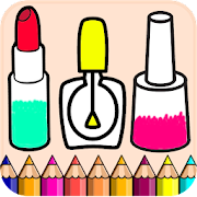 Beauty Toys Coloring Pages For Kids