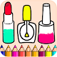 Beauty Toys Coloring Pages For Kids APK