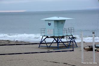 Photo: (Year 3) Day 27 -  Lifeguard Hut on Santa Cruz Beach