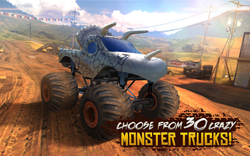 Racing Xtreme 2: Top Monster Truck & Offroad Fun Apk Latest Version Download For Android 6