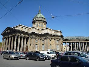Photo: Kazaňská katedrála