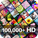 100,000+ Wallpapers Backgrounds icon