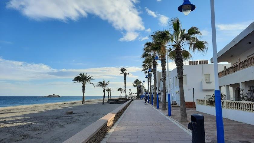 Paseo Marítimo de Carboneras.