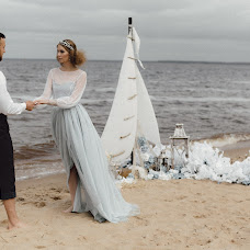 Wedding photographer Alena Muratova (inthread). Photo of 22.05.2018