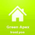 Green Apex icon