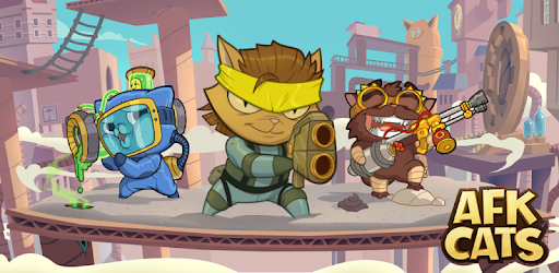 AFK Cats - Idle arena with cat heroes - Apps on Google Play