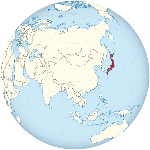 japon globe