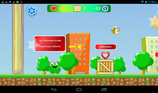 FrogLove Game Screenshot