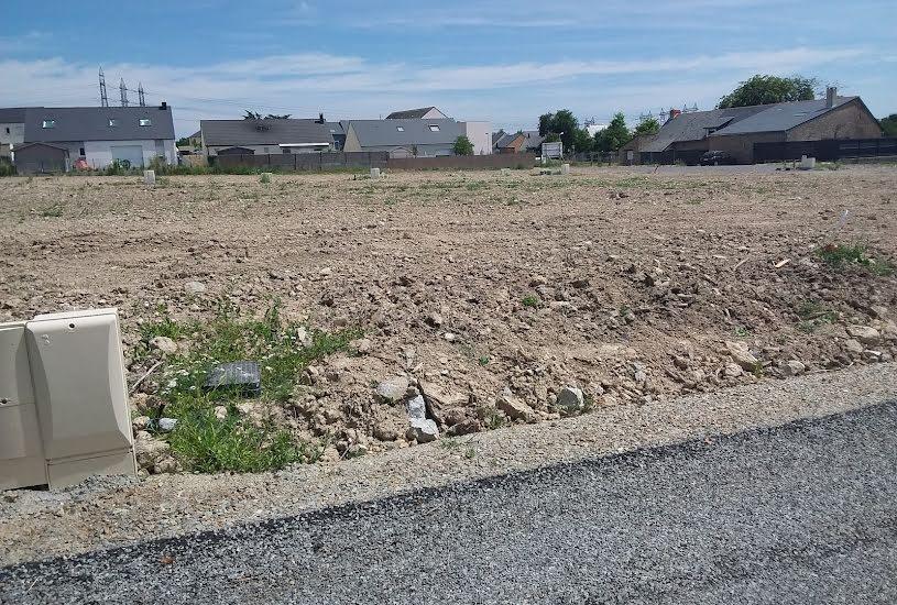Vente Terrain à bâtir - 470m² à Notre-Dame-des-Landes (44130)