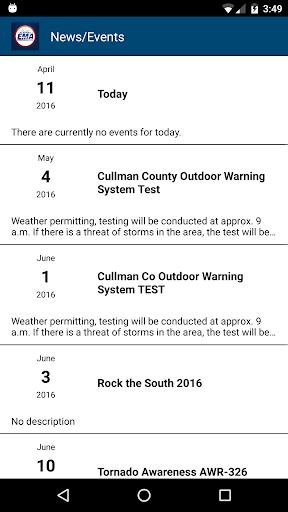 Cullman County EMA screenshot 3