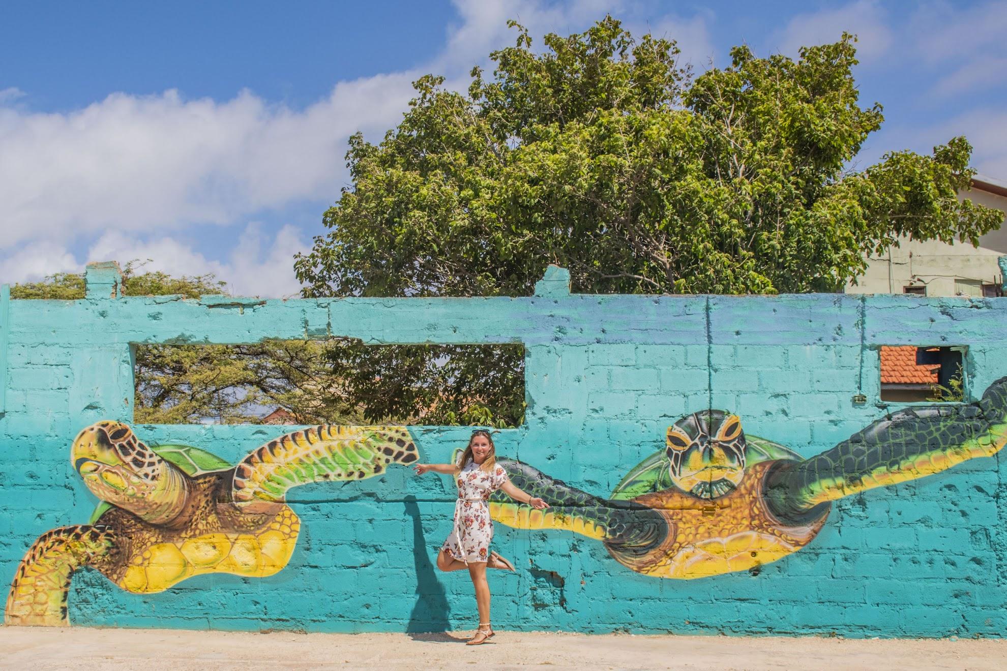 street-art-aruba