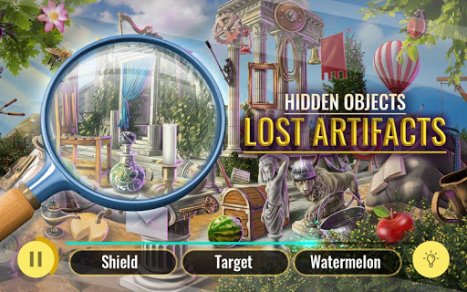 Legend Of The Lost Artifacts: Finding Objects Game Screenshot