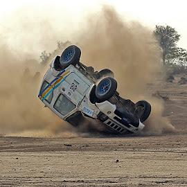 Bad Luck  by Ghazan Joyia - Sports & Fitness Motorsports