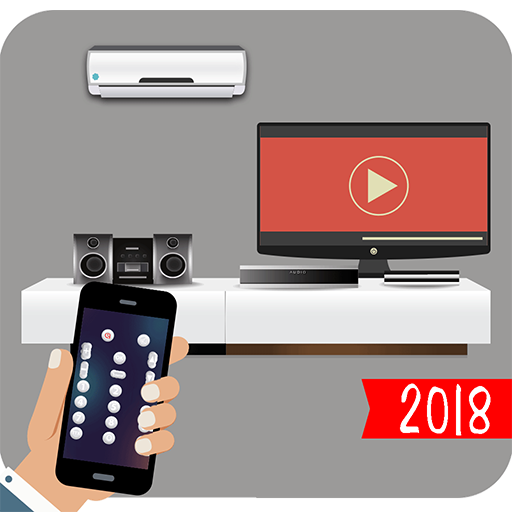 App Insights: Remote control for AC and TV, DVD, Set Top Box -IR