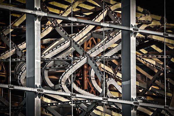 Chaotic steel di mukkapazza