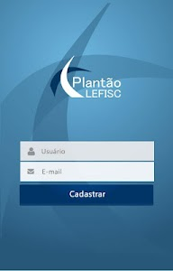 Plantão LEFISC screenshot 1