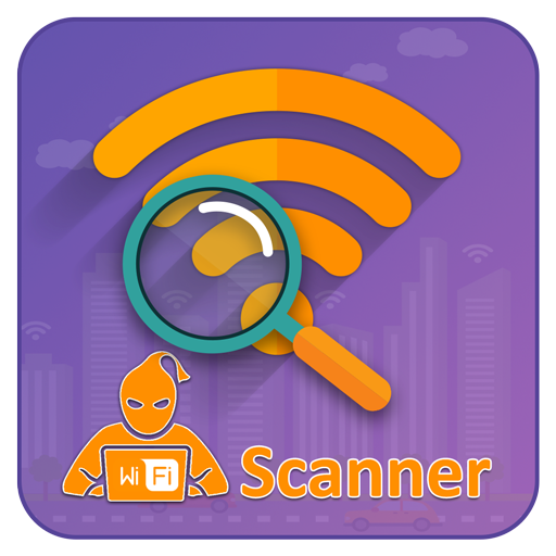 Wifi Scanner : Anti-Theft APK Cracked Download