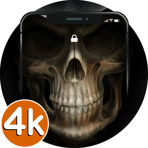 Skull Wallpapers 4k Hd Braincase Pics Apps Op Google Play