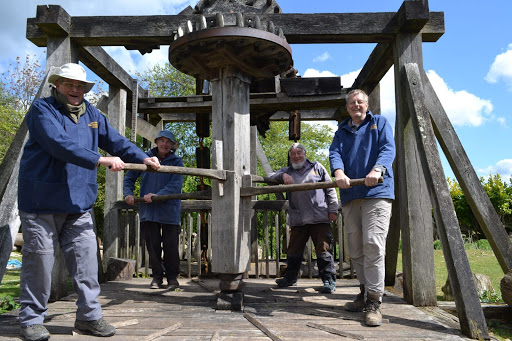 National Volunteers' Week (1-7 June 2021) sees Ancient Technology Centre volunteers honoured with prestigious Queen's Award for Voluntary Service