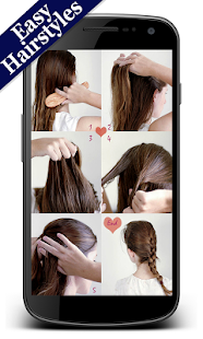 Hairstyles Easy- screenshot thumbnail